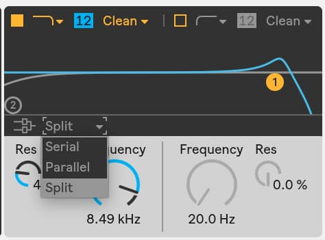 ABLETON LIVE 10 WAVETABLE FILTERS