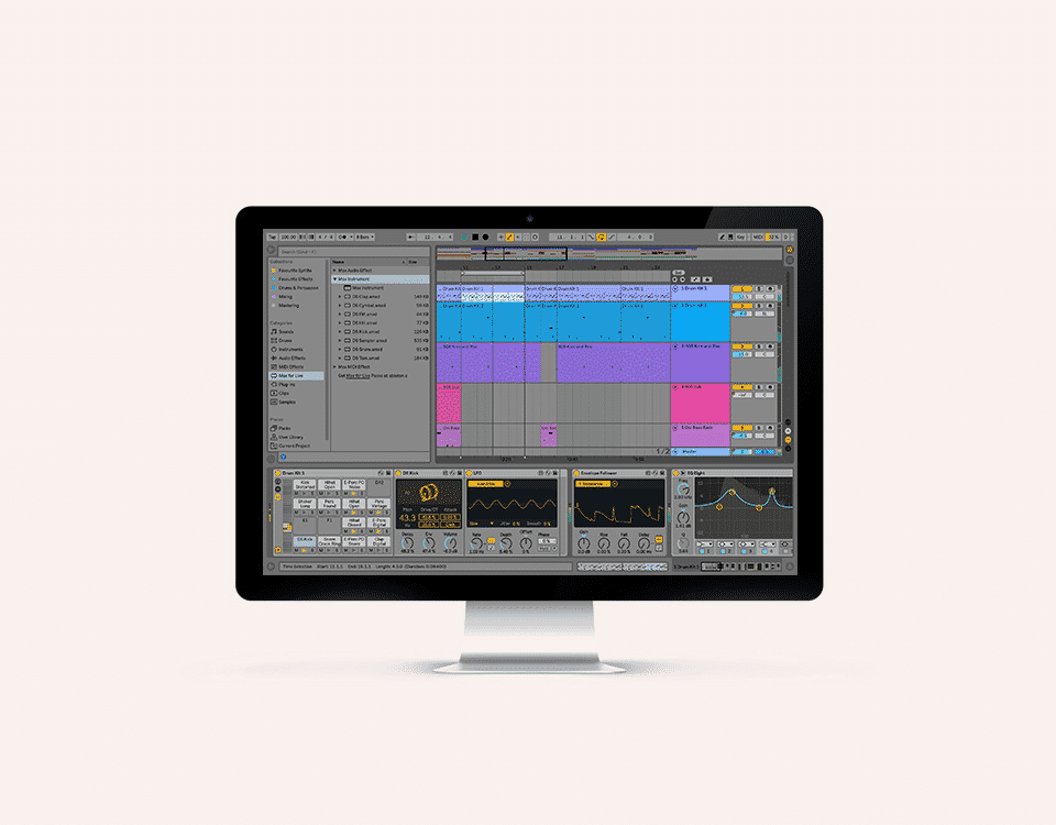 Ableton Live Music Production