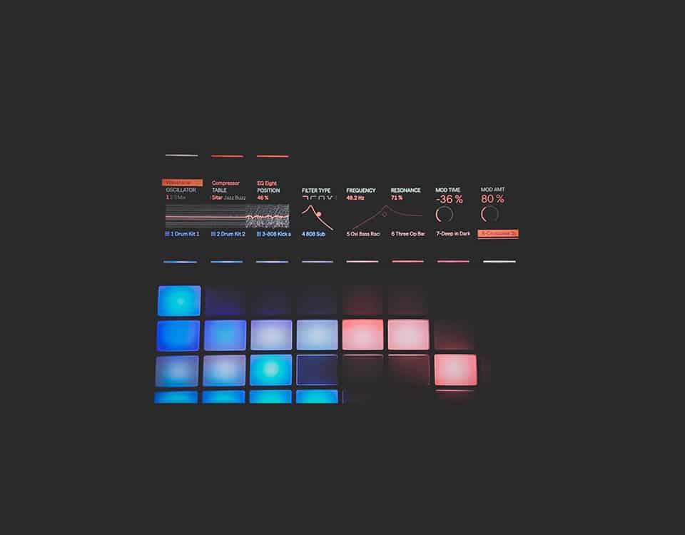 Learn Ableton Push